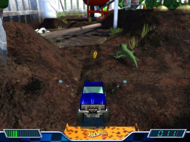 Hot Wheels: Stunt Track Driver -