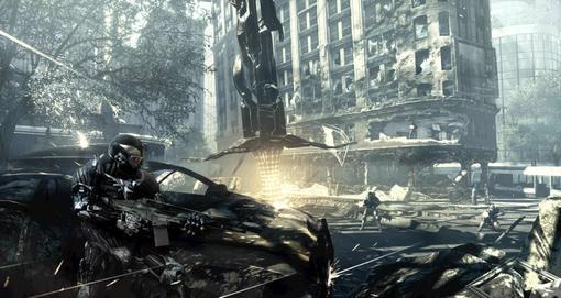 Раз сегодня день Crysis 2 , то я продолжу новостную ленту. Над сценарием для Crysis 2 работает не кто-нибудь, а писа .... - Изображение 1
