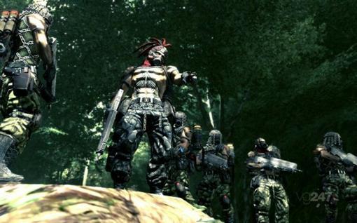 Capcom продемонстрировала новые скришоты Lost Planet 2 из первого и третьего эпизодов. Из новшеств было показана нов .... - Изображение 1