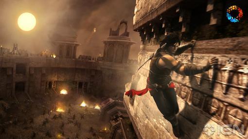 Ubisoft  объявила, что их новый проект Prince of Persia: The Forgotten Sands немного задержится, но совсем на чуть-ч .... - Изображение 2