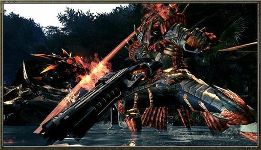 Новые доспехи Monster Hunter  для Lost Planet 2, опубликованные только вчера, похоже, выйдут только для PS3 и только .... - Изображение 1