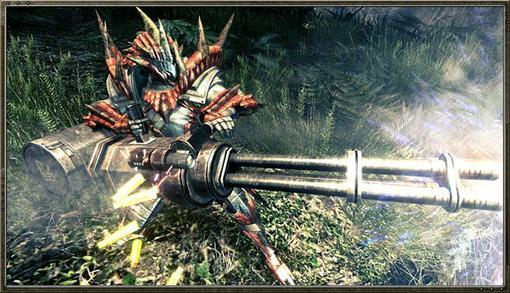 Новые доспехи Monster Hunter  для Lost Planet 2, опубликованные только вчера, похоже, выйдут только для PS3 и только .... - Изображение 3