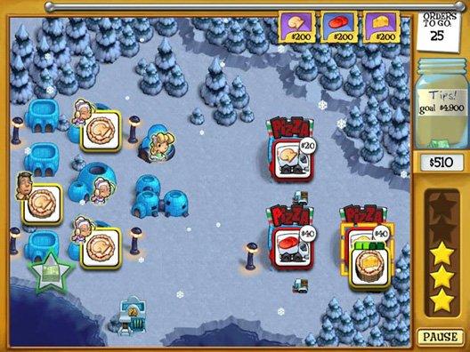 Pizza Frenzy Скачать Игру - фото 6