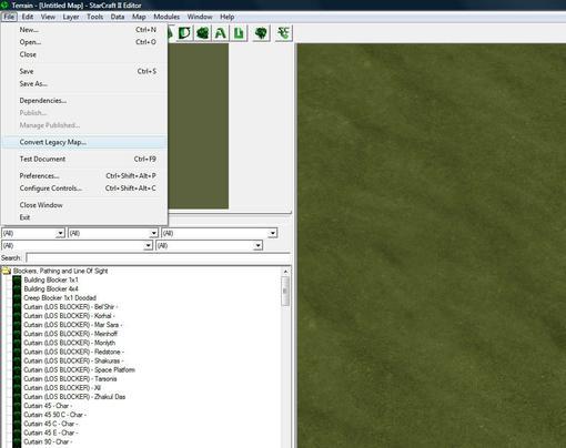 На прошлой неделе состоялся релиз долгожданного патча, вводящего в  Starcraft 2 редактор карт. Как выяснилось, разра .... - Изображение 1