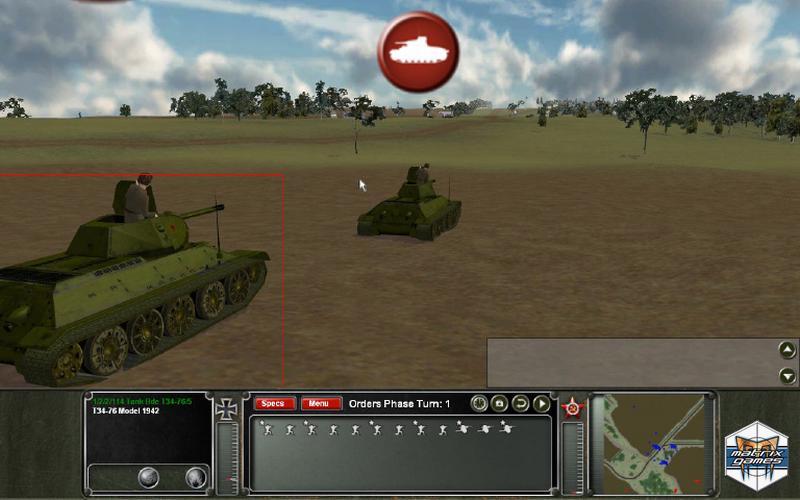 скачать торрент Panzer Command Kharkov img-1