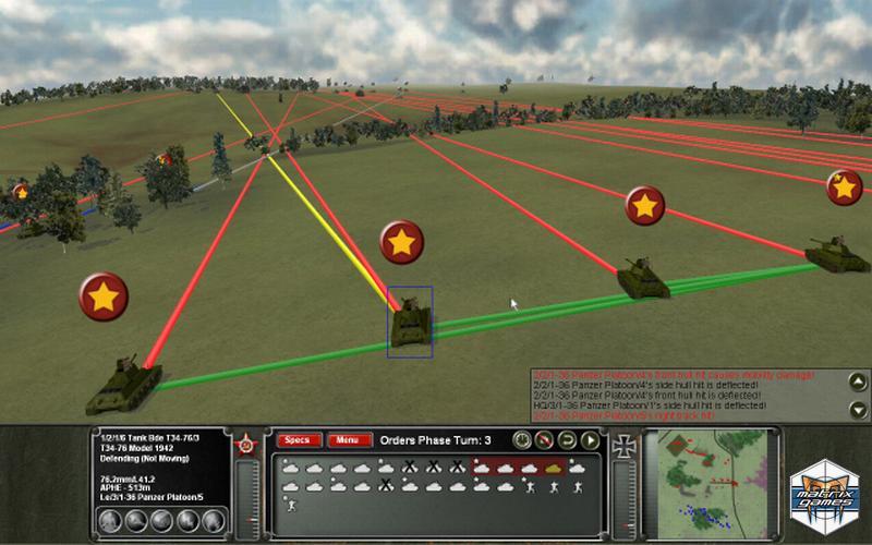 скачать торрент Panzer Command Kharkov - фото 2