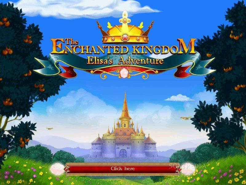Игра Королевство. Приключения Элизы Ключа не требует.