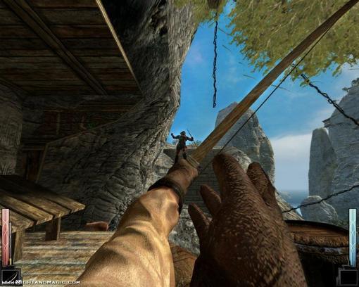 Полное название игры-Dark Messiah of Might and MagicРазработчик-Arkane StudiosИздатель-UbisoftДата выхода игры-21 ок .... - Изображение 1