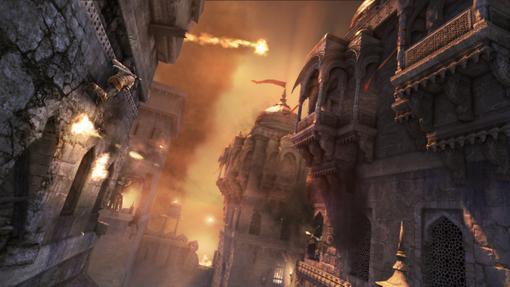 Новая игра о похождениях принца - это возврат к превосходной The Sands of Time, которая дает нам потрясающие акробат .... - Изображение 1