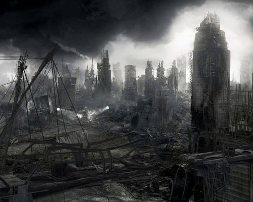 Пролог.(все совпадения случайны, все имена и названия вымышлены)Апокалипсиса не было. Мир сгнил сам собой. Человек у .... - Изображение 2