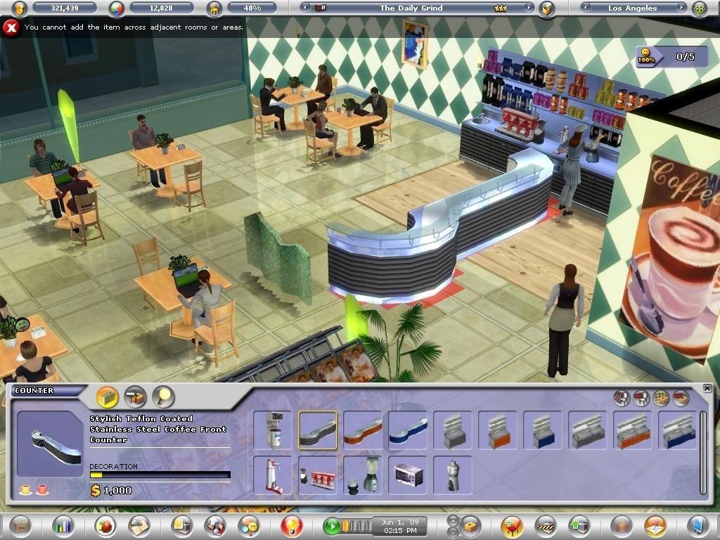 скачать игру ресторанная империя 2 через торрент