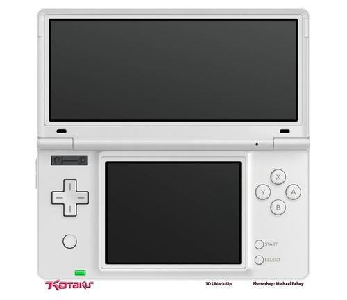 Стараниями одного из китайских блоггеров, который утверждает, что имел близкое знакомство с Nintendo 3DS, слухи о но .... - Изображение 2