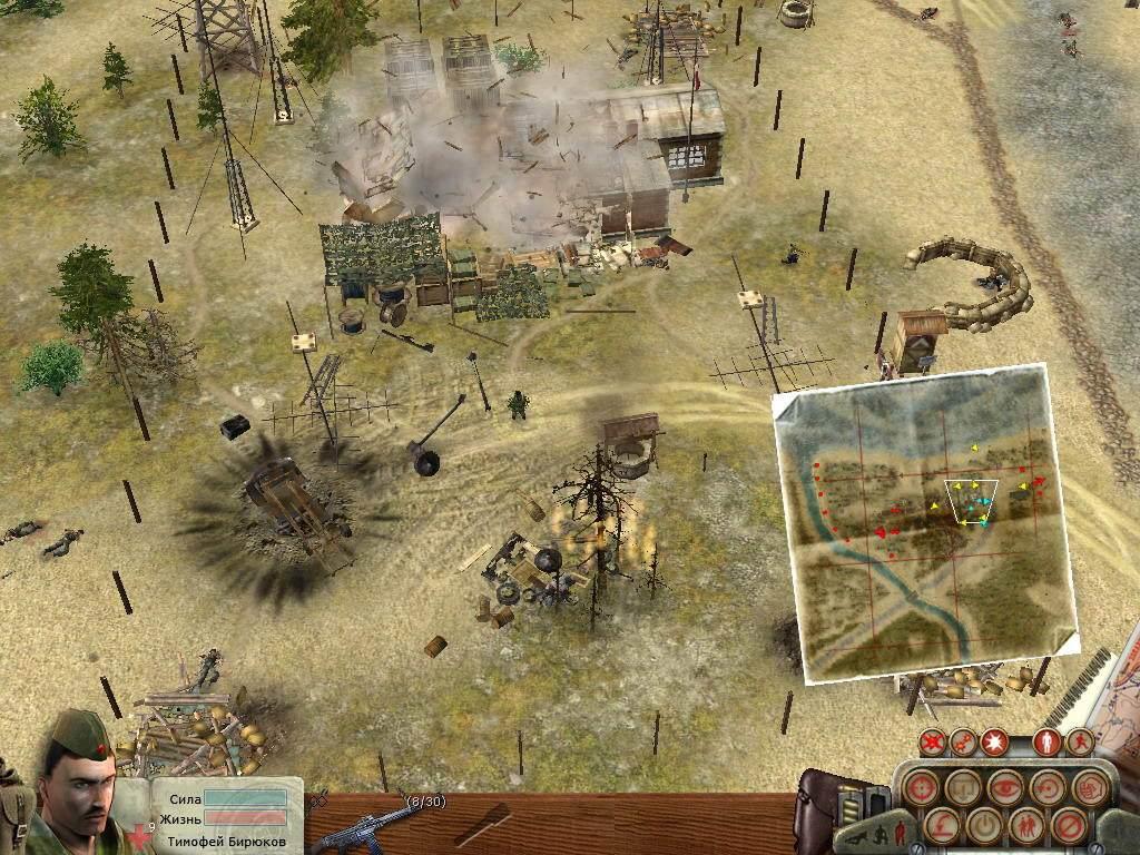 в тылу врага 3 скачать игру - фото 3