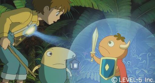 Первая игра, за  визуализацию которой отвечает знаменитая японская Studio Ghibli под руководством  самого Хаяо  Мияд .... - Изображение 2
