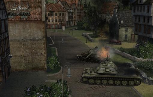 Открытое бета-тестирование онлайн-экшена World of Tanks стартовало 24 июня.Компания Wargaming.net объявляет о начале .... - Изображение 2