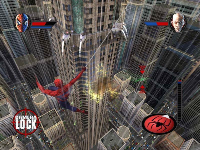 человек паук movie игра скачать торрент