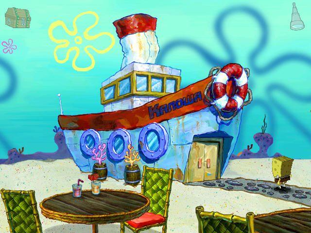 Cкачать Губка Боб Квадратные Штаны: Работник месяца SpongeBob