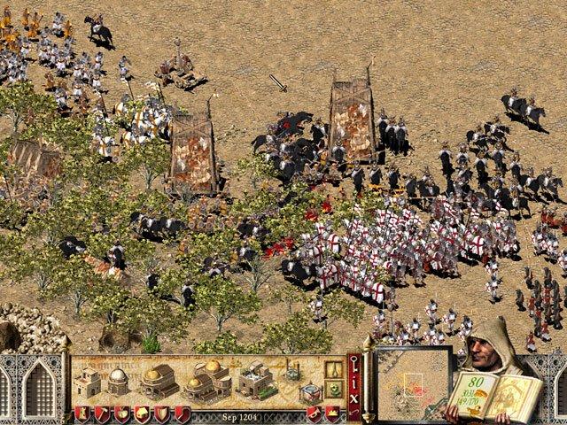 скачать игру Stronghold 1 через торрент на русском бесплатно - фото 3