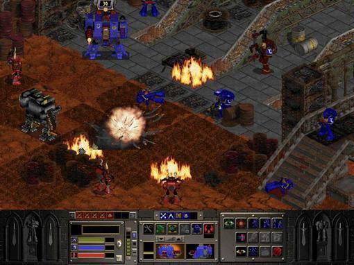 Ну и раз уж тут начали тему про Warhammer 40000 (вы будете сильно смеяться, если я скажу, что на левой руке у меня з .... - Изображение 2