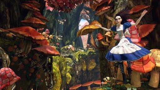 """Похоже успех новой бертоновской """"Алисы"""" от студии Диснея, не даёт спать Американу МакГи - как иначе объяснить, что б .... - Изображение 3"""