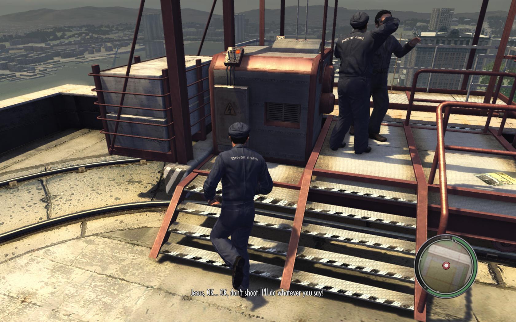 Скачать игру mafia 2: digital deluxe v 1001u5 + 8 dlc (2010)
