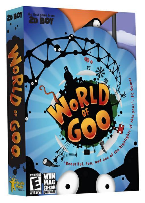 По наводке bur2an представляю вам саундтрек игры World of Goo. Замечательная музыка из не менее замечательной игры.  .... - Изображение 1