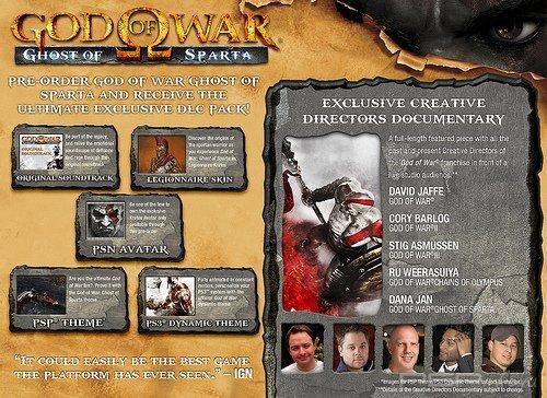 Компания SONY в своём блоге объявила об официальной дате выхода игры         God of War: Ghost of Sparta.     Официа .... - Изображение 2