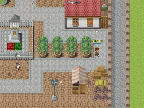 От автора: скриншоты из альфа-версии одноимённой игры, к тому же некачественные. Я их добавил, чтобы не было горы те .... - Изображение 3