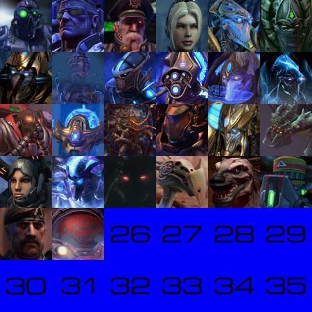 Если кто ещё не знает - для StarCraft 2 есть что-то вроде веб интерфейса (armory в World of Warcraft), где можно пос .... - Изображение 1