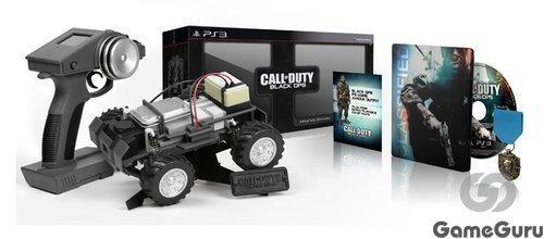 Как сообщает портал gameguru Activision выпустит наряду с обычным изданием шутера Call of Duty: Black Ops два специа .... - Изображение 1