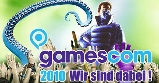 В наши дни большая редкость, когда игровая выставка обходится без премий и номинантов и GamesCom 2010' не является и .... - Изображение 1