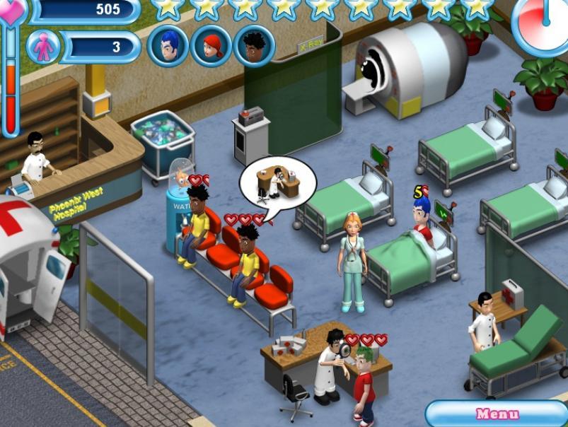 Скачать игру веселая больница через торрент