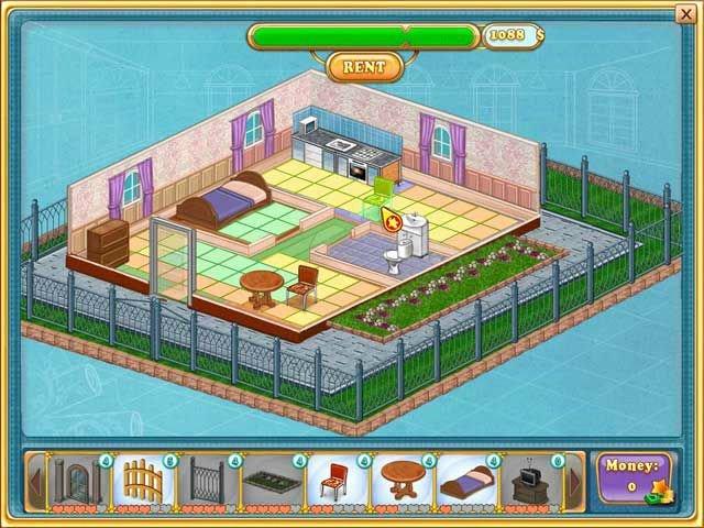 Jane's Realty game screenshot.