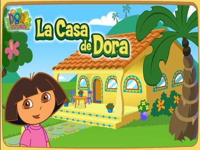 La Casa de Dora | Nick Jr. Games Online