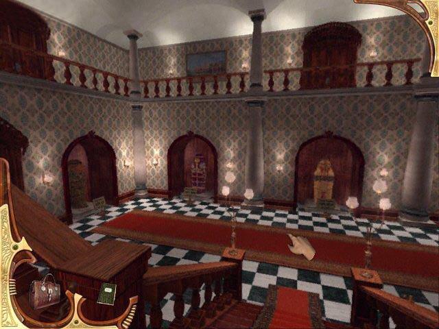 Игру Пять Египетских Статуэток