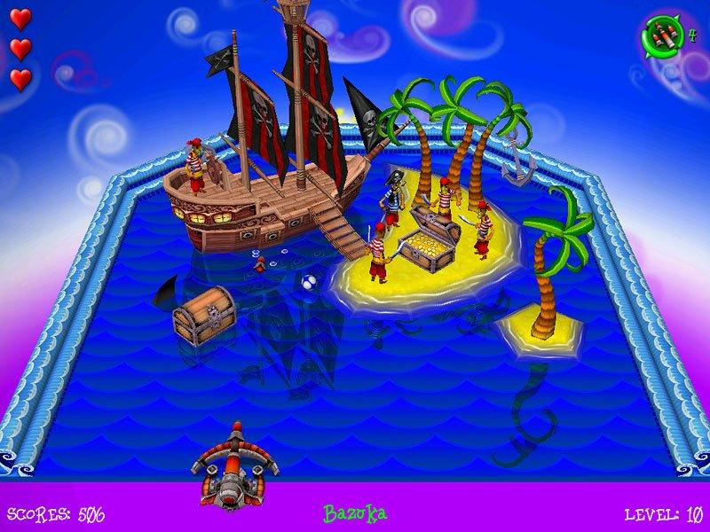 Четвертая часть игры, в которой главным действующим лицом выступает Волшебн