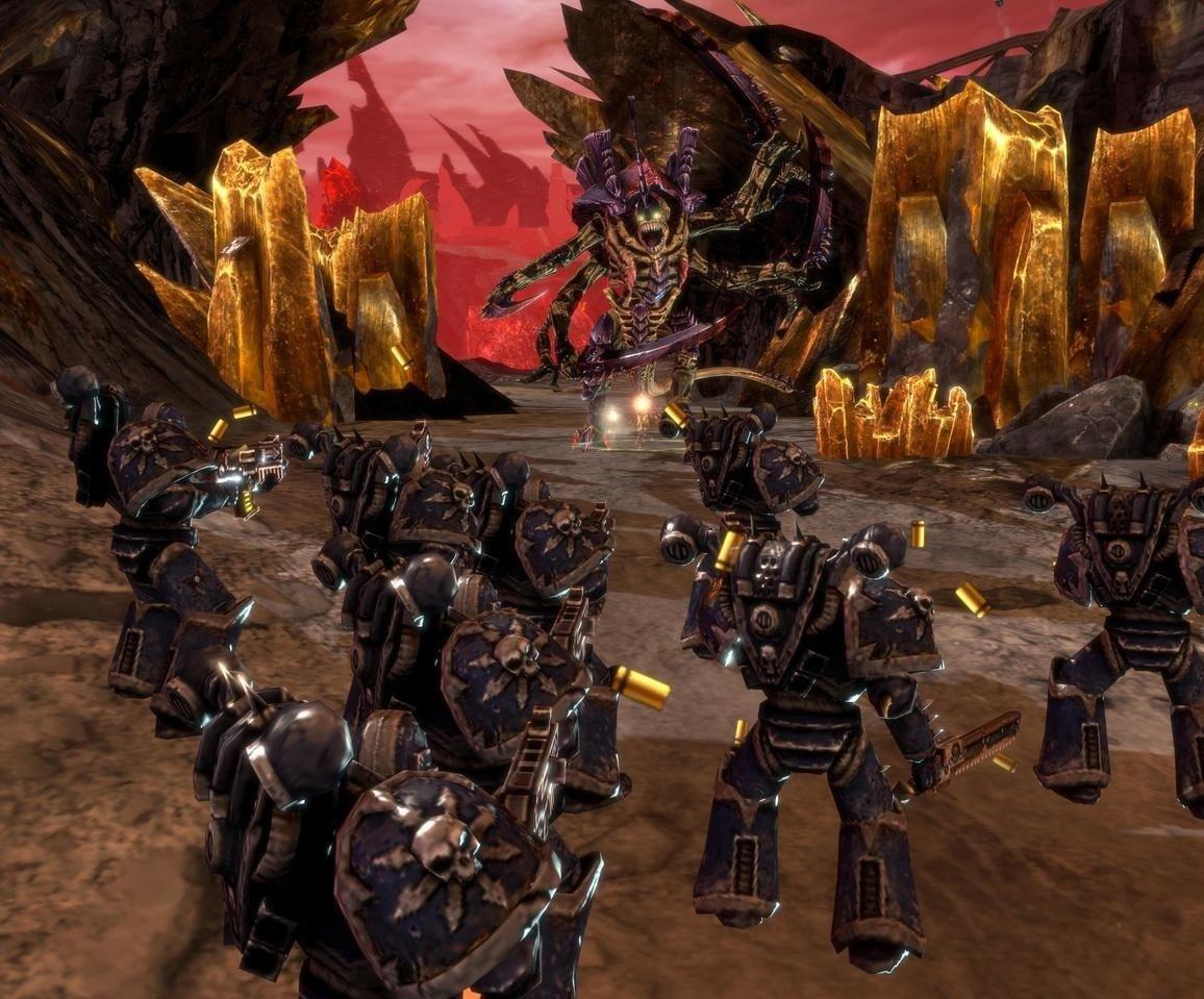 dawn of war soulstorm скачать игру
