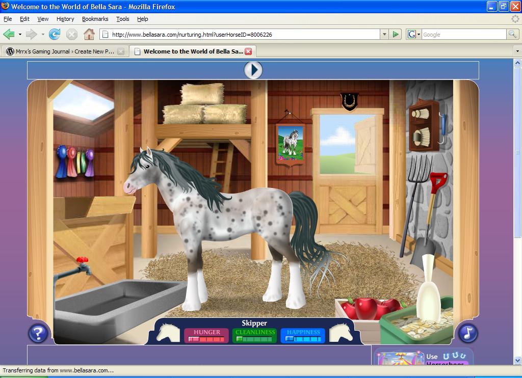 horse haven игра