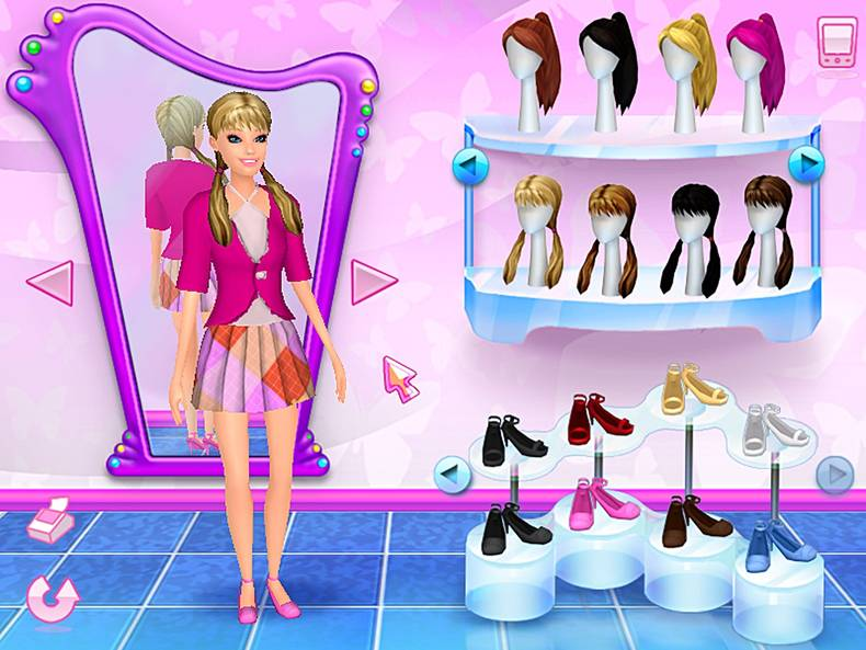 Бесплатную Игру Дневники Барби