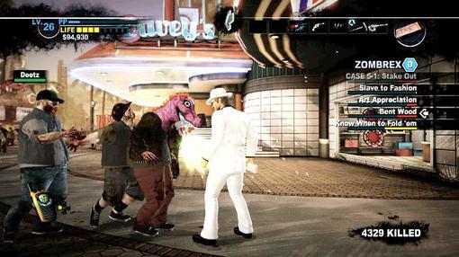 Dead Rising 2. Прохождение. Покер с зомби - не игрушки - Изображение 2