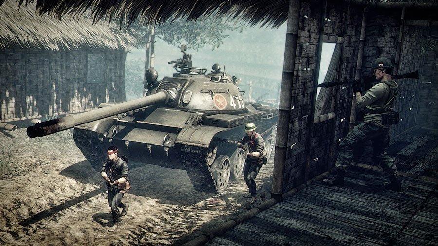 Battlefield 2 Vietnam скачать торрент - фото 7