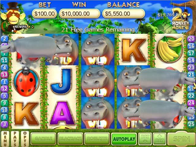 Увеличить скриншот 2 Monkey Money 2. Скачать бесплатно Monkey Money 2 скрин