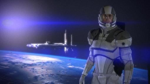 BioWare в очередной раз организовали «утечку» информации о новом дополнении Arrival (Прибытие), которое пропиарила о ... - Изображение 1