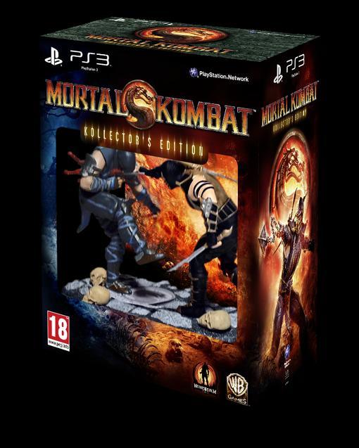 Компания «1С-СофтКлаб» сообщает о старте предварительного заказа на стандартные и коллекционные издания Mortal Komba ... - Изображение 2