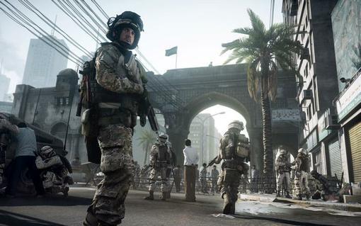 PC-версия шутера Battlefield 3, показанная сегодня, подняла актуальный вопрос: как все это будет выглядеть на консол ... - Изображение 1