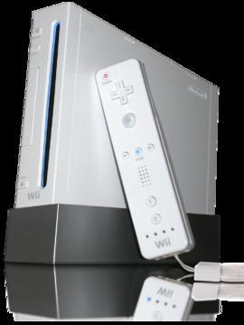 Nintendo Wii (МФА: ) — игровая приставка 7-го поколения, 5-я домашняя консоль фирмы Nintendo и наследник Nintendo Ga ... - Изображение 1