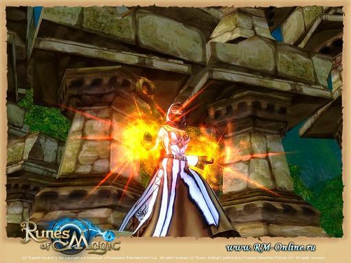Администрация Runes of Magic с радостью сообщает своим пользователям о том, что 9 марта в игре будет установлено обн ... - Изображение 1
