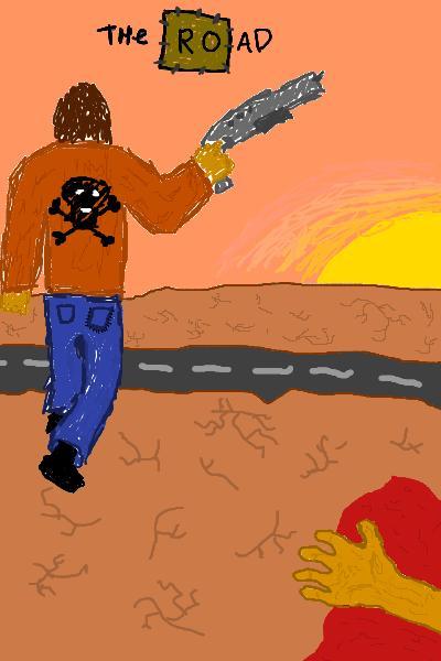 Привет дорогие канобувцы! В этом посте я расскажу о игре которую я хотел бы воплотить в реальность. The road \ Дорог ... - Изображение 1
