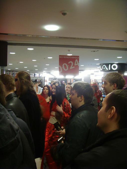 Буквально несколько часов назад в Москве случилось начало продаж так часто обсуждаемой в последнее время стратегии S .... - Изображение 1