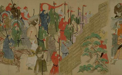О, сколько их на поляхбезымянные теласкошенные войной  Много Славных Битв было в древней Японии, но они унесли очень ... - Изображение 2